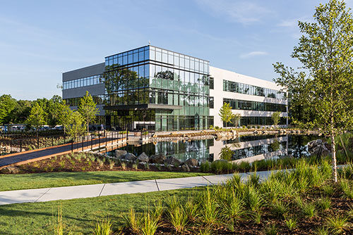 Sealed Air's new state-of-the-art corporate campus fosters collaboration and innovation